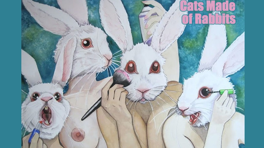 """""""Cats Made of Rabbits"""" Live Comedy CD/DVD project video thumbnail"""