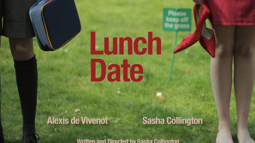 'Lunch Date' - A short film project video thumbnail