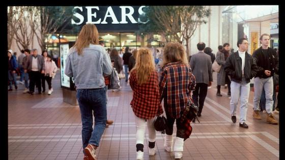 Malls Across America project video thumbnail