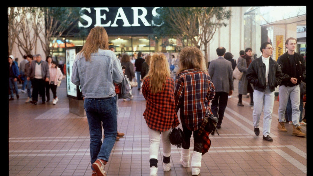 Malls Across America project video thumbnail