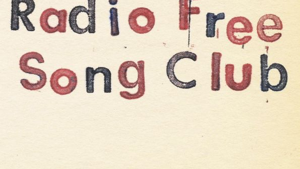 Radio Free Song Club project video thumbnail