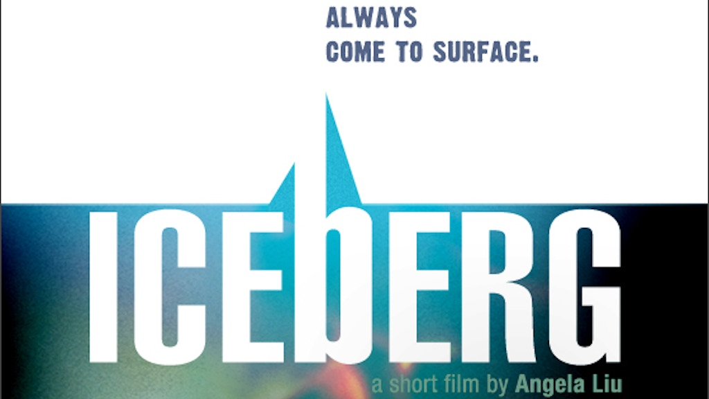 'ICEBERG', the story of an underlying LOVE. project video thumbnail