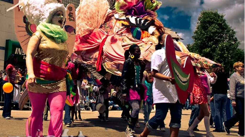 The Cherokee PEOPLE'S JOY Parade Returns for Our 3rd Year! project video thumbnail
