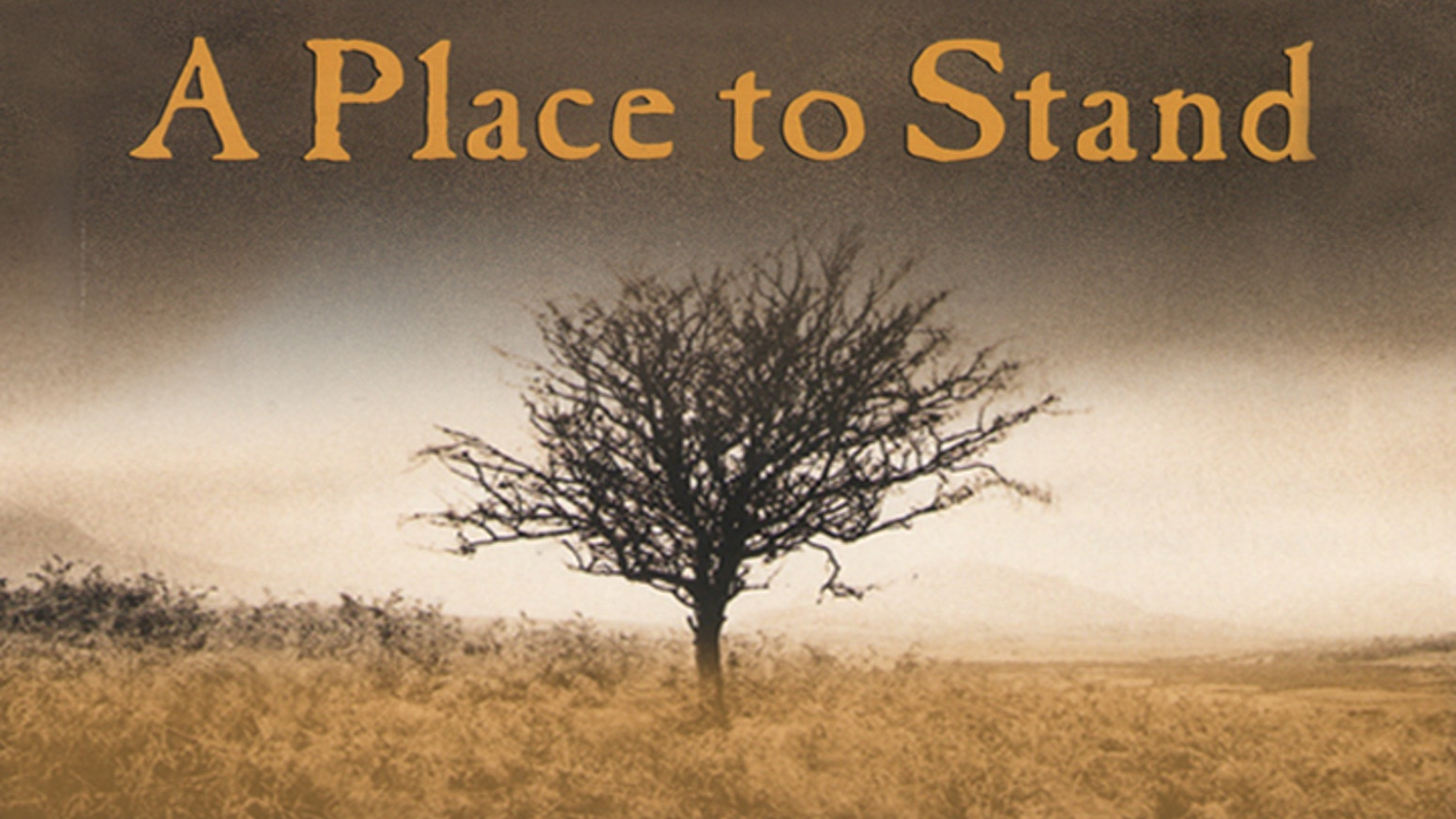 a place to stand baca