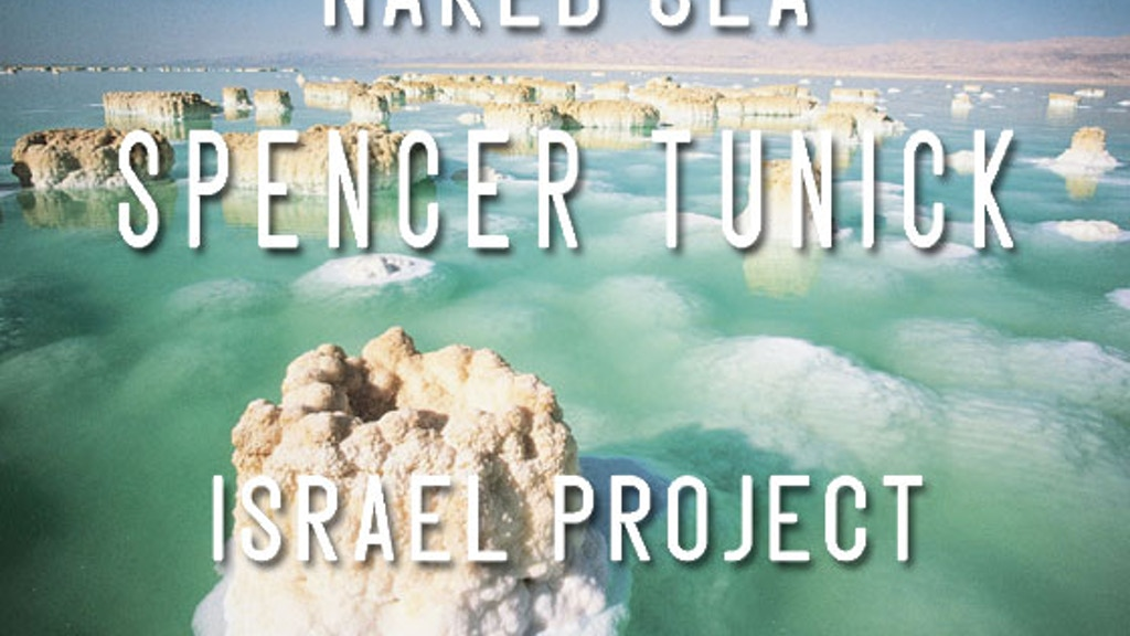 Naked Sea – Spencer Tunick Dead Sea Installation project video thumbnail