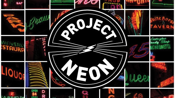 Project Neon: A Digital Guidebook to New York's Neon Signs project video thumbnail
