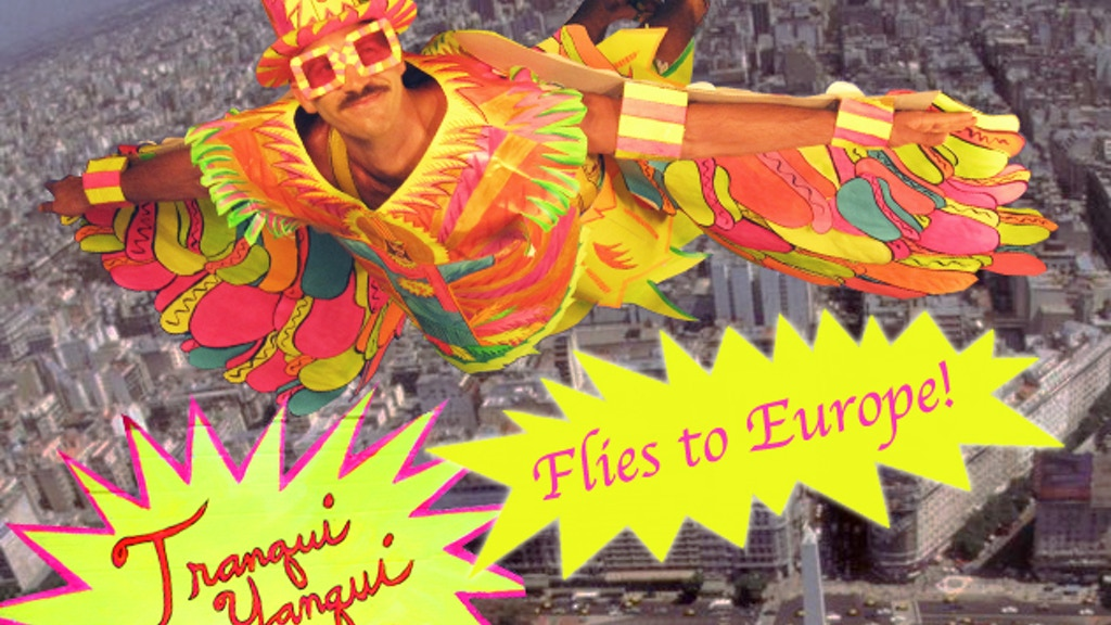 Tranqui Yanqui: Crazy Cardboard and Latino Flare in Europe project video thumbnail