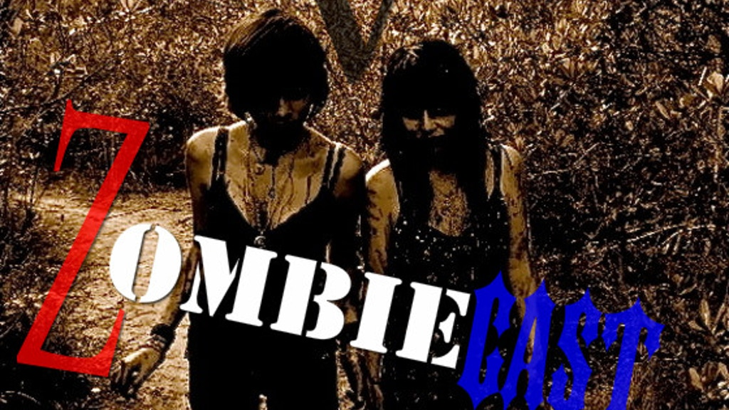 Project image for Zombiecast: Zombies, Blood, Girls with Guns: Use your brains