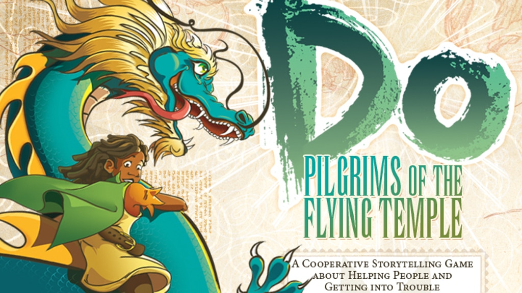 Do: Pilgrims of the Flying Temple - A Storytelling Game project video thumbnail