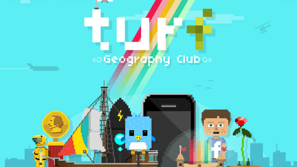 Turf Geography Club: An iPhone Game project video thumbnail