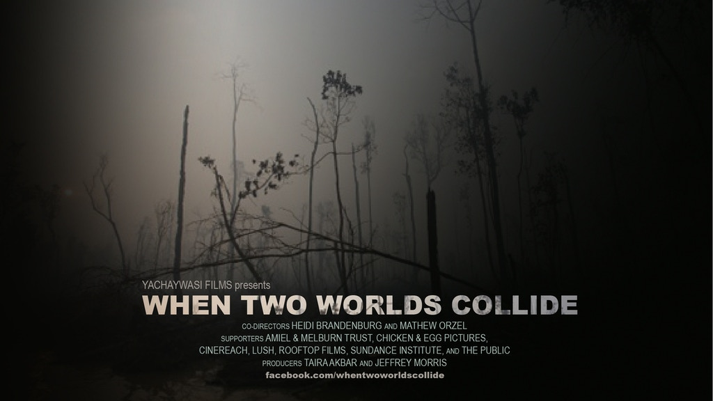 When Two Worlds Collide project video thumbnail