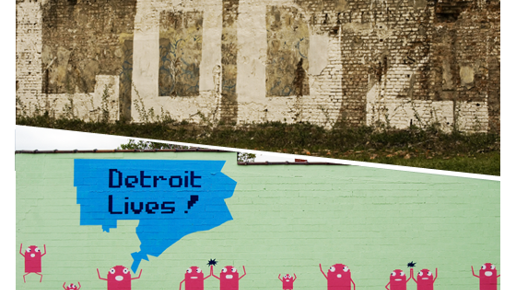 Detroit & Lodz: Solutions for Post-Industrial Cities (Film) project video thumbnail