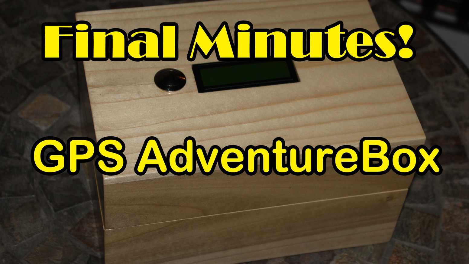 Gps Adventurebox Give The Gift Of Fun And Adventure By Garrett Aware Wiring Diagram This Arduino Based Project Allows Giver To Send Recipient On A