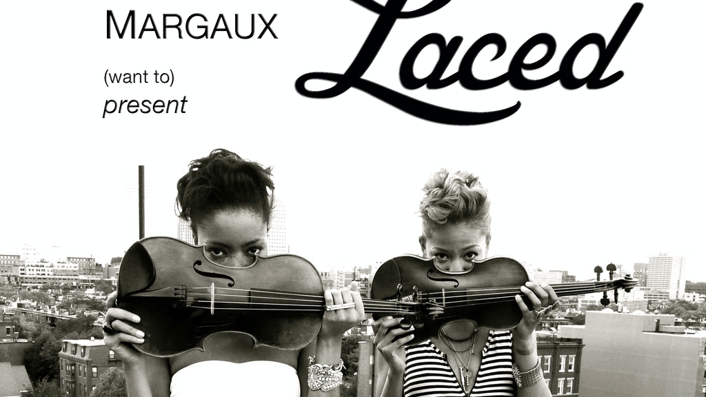 Charly & Margaux present: LACED project video thumbnail