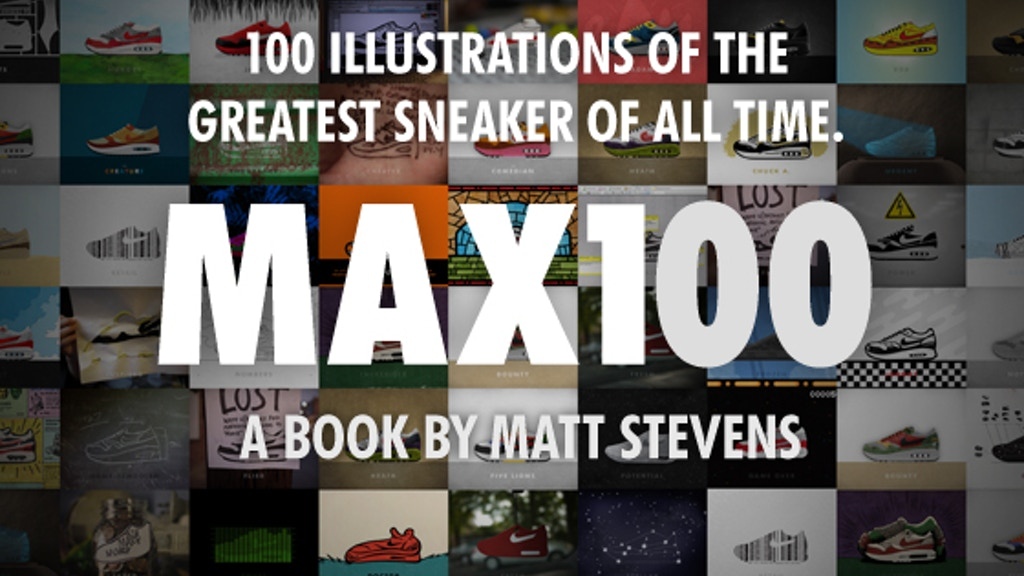 MAX100: The Book Project project video thumbnail