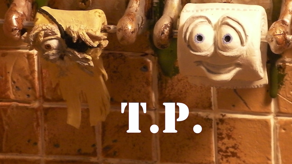 """""""T.P."""" An Animated Short Film. project video thumbnail"""