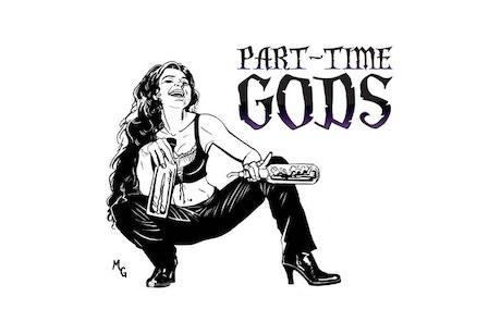 Part-Time Gods by Eloy Lasanta —Kickstarter