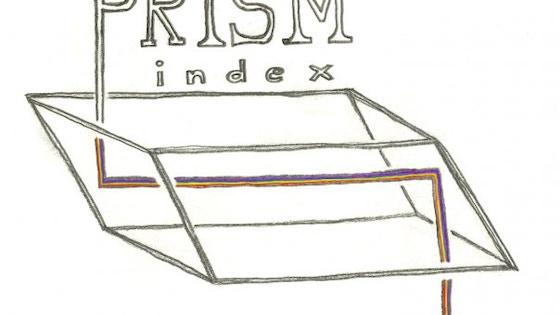 PRISM index - Handmade Mixed-Media Art Book project video thumbnail