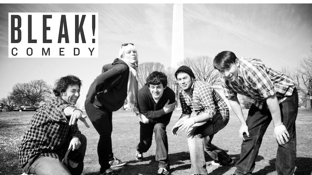 BLEAK! Comedy Dares Austin project video thumbnail