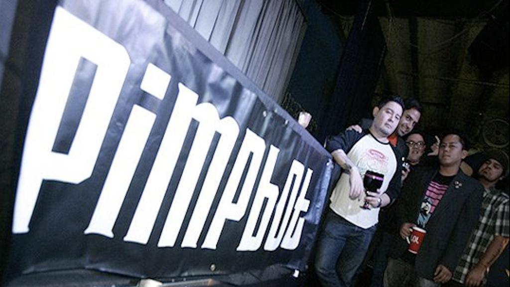 PIMPBOT: The NEW 3rd full-length album!! project video thumbnail