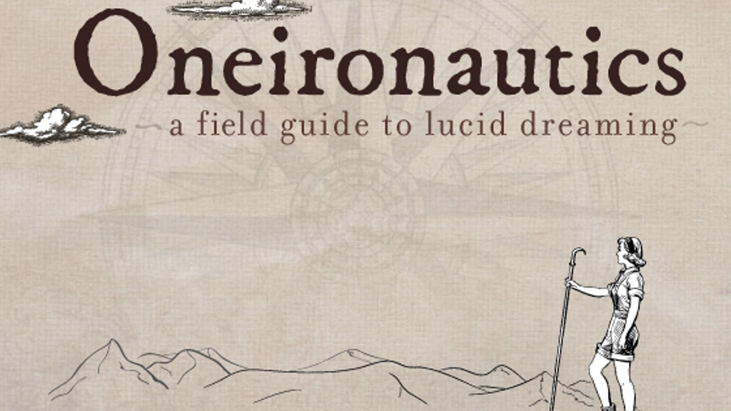 Oneironautics - A Field Guide to Lucid Dreaming project video thumbnail
