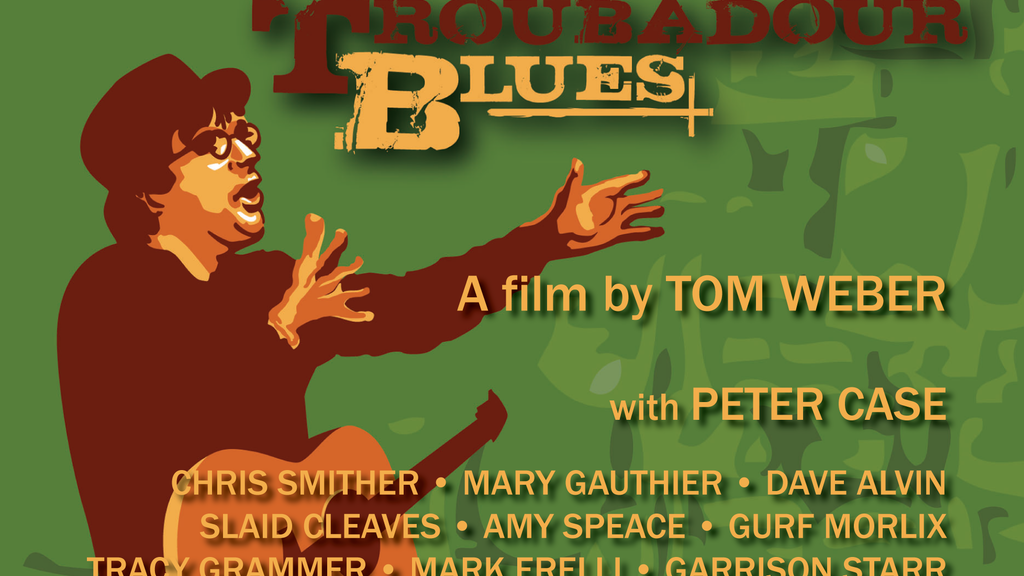"""Last 24 hours to support """"Troubadour Blues""""! project video thumbnail"""