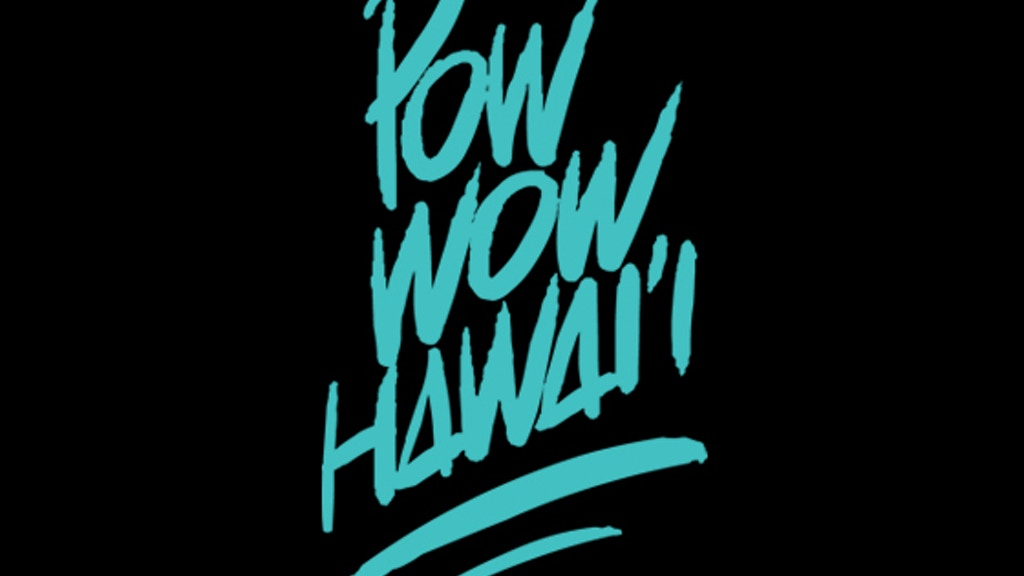 POW WOW Hawaii 2012 project video thumbnail