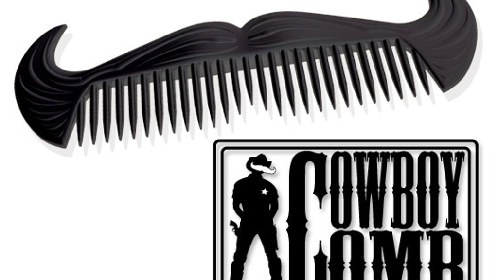 """The Original Cowboy Comb"" yeehaw! project video thumbnail"