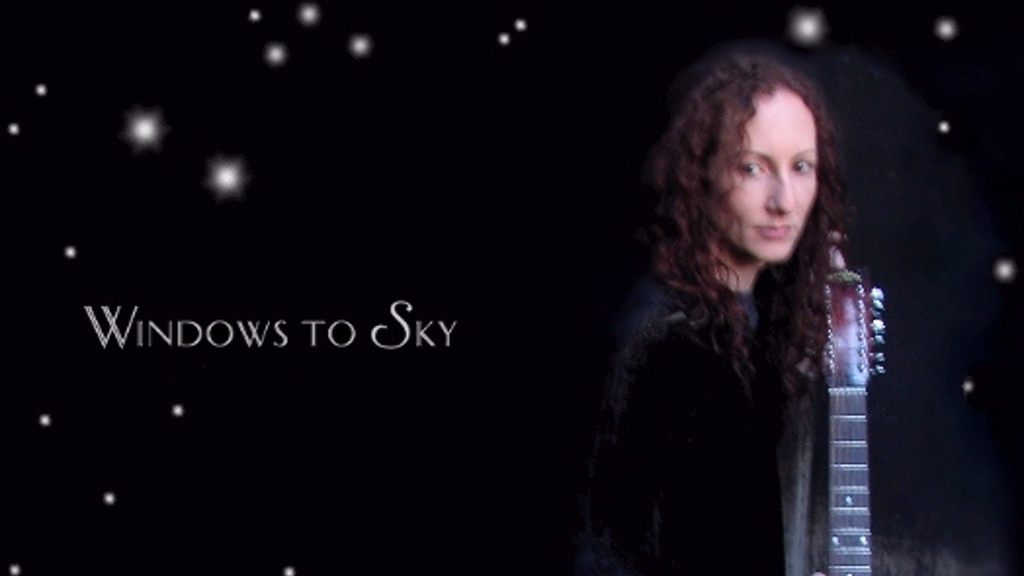 "Windows to Sky's ""Anna Sees Ghosts"" shivers to life project video thumbnail"