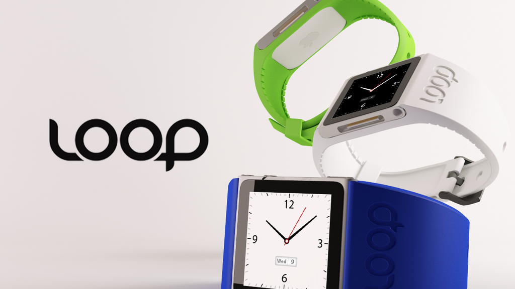 LOOP - A One-Piece Watch Band for the iPod Nano project video thumbnail