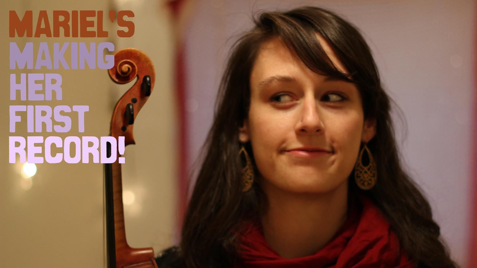 c3823092985e Mariel's First Album: Old-Time, Norwegian & Original Fiddle! by ...