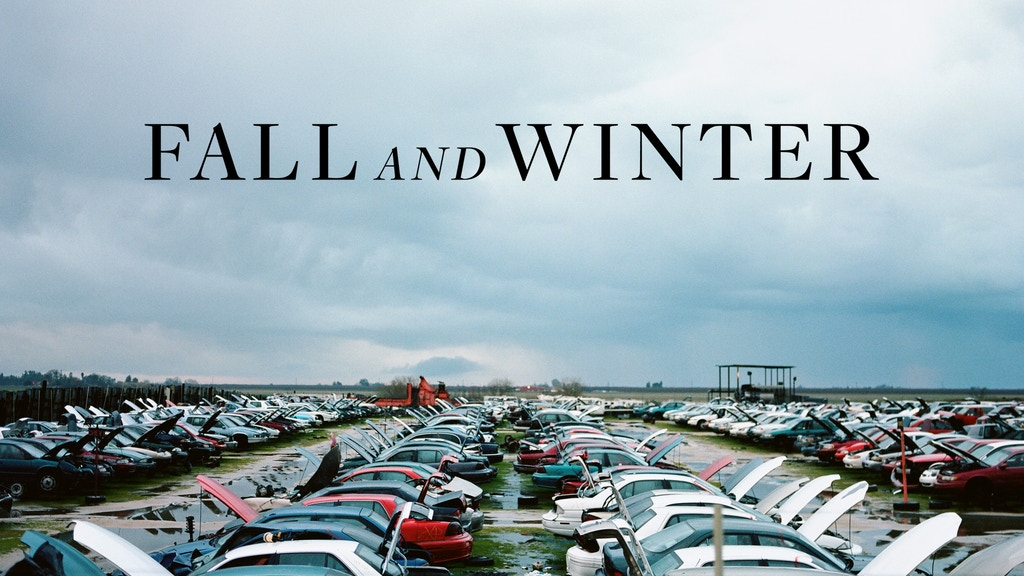 FALL & WINTER Documentary- NEW TRAILER! LAST DAY!! project video thumbnail