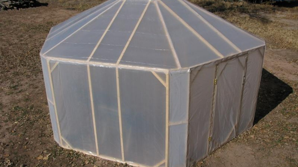 Open Source Hexagon Greenhouse project video thumbnail