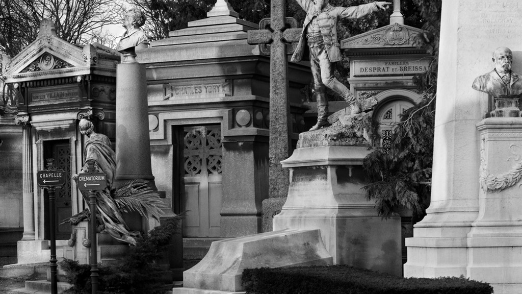 Pere LaChaise project video thumbnail
