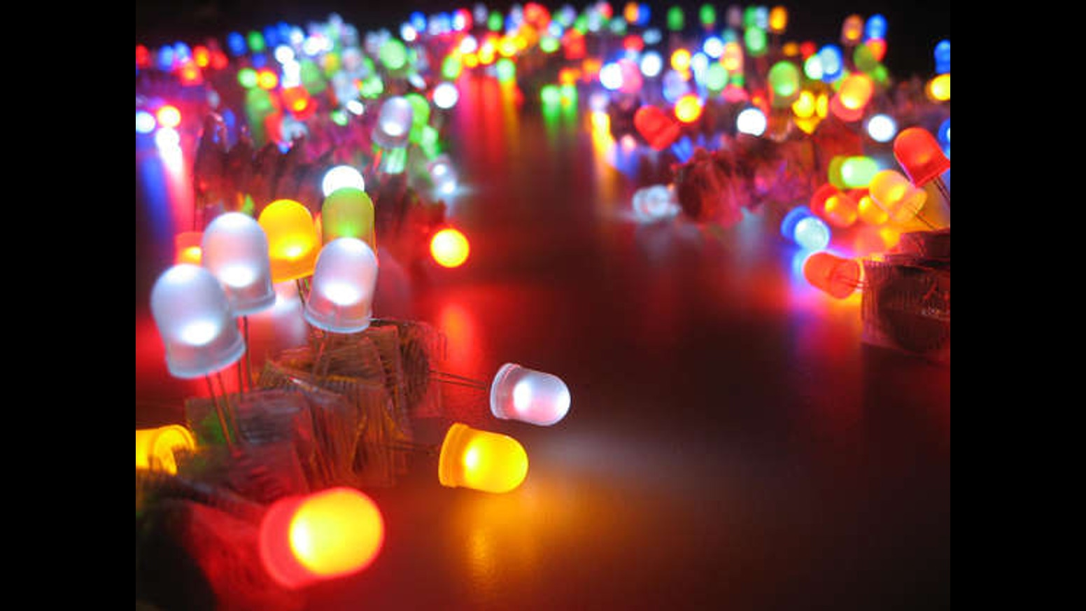 Led night light kickstarter - Illuminate A Site Specific Art Installation Will Showcase Thousands Of Led Lights Attached To Messages From The Detroit Community