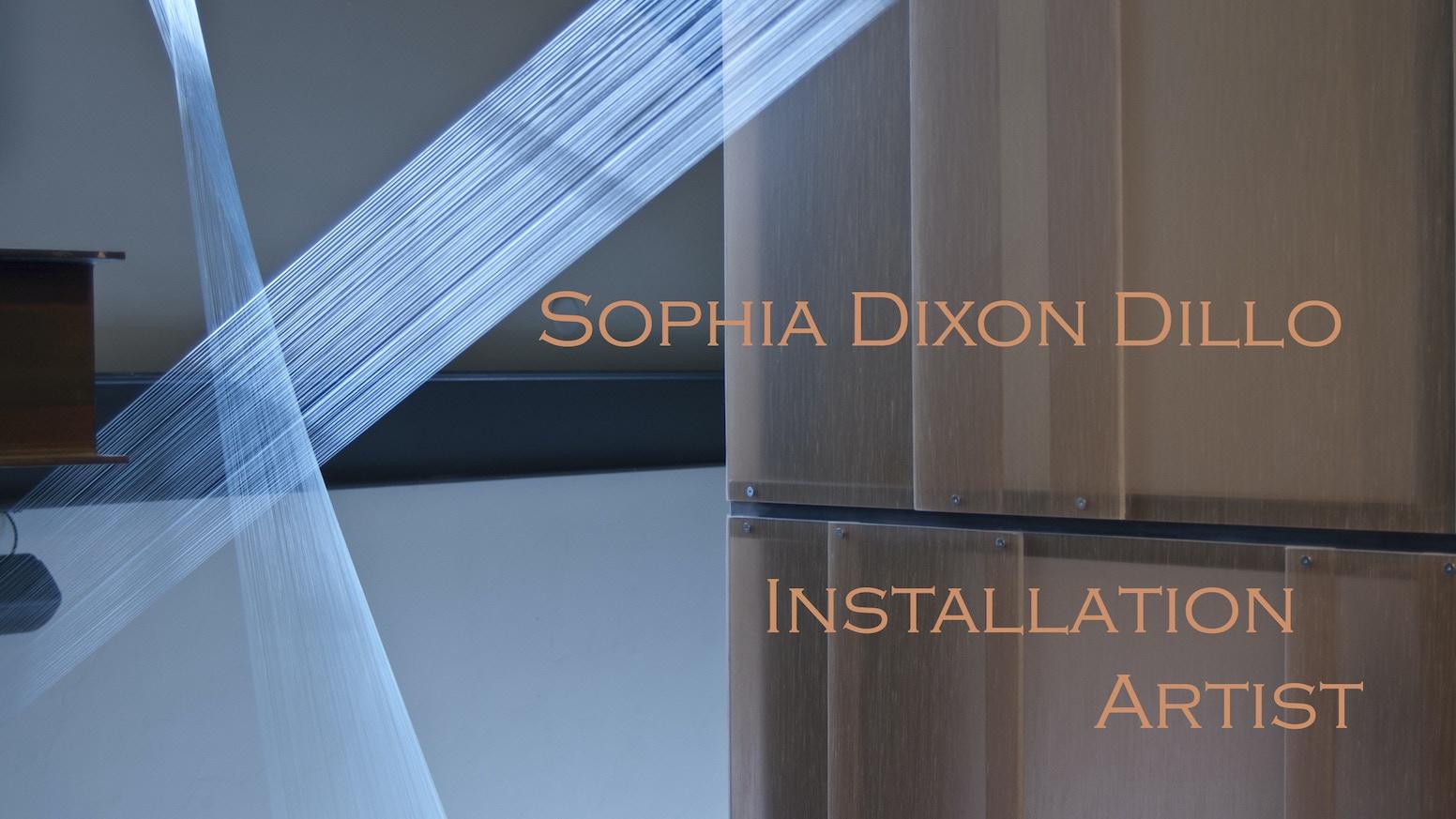 Light and Line Installation by Sophia Dixon Dillo — Kickstarter