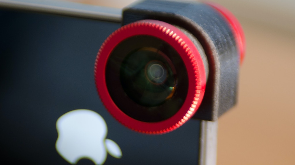 olloclip: iPhone 4 quick change camera lens system project video thumbnail