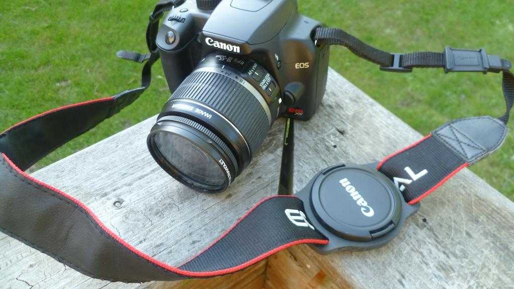 Camera Lens Cap Holder project video thumbnail