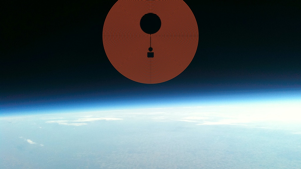 BESPIN - Weather Balloon Space Exploration project video thumbnail
