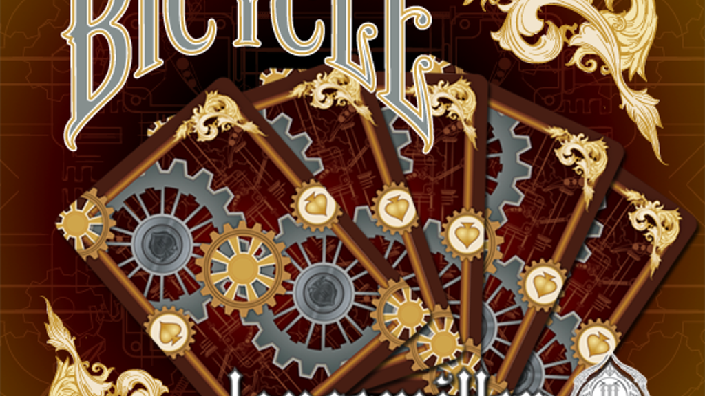 After a successful launch of his first playing cards, Lance T. Miller returns to create a new Steampunk inspired playing card deck.