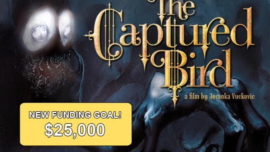 The Captured Bird project video thumbnail