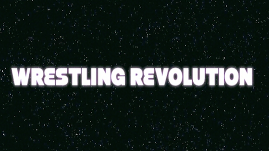 Wrestling Revolution project video thumbnail