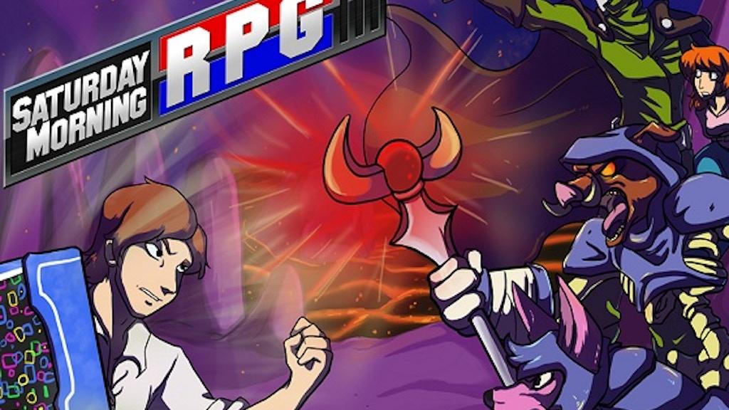 Saturday Morning RPG project video thumbnail