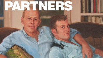 Partners : A Show of  Portraits of Same Sex Couples