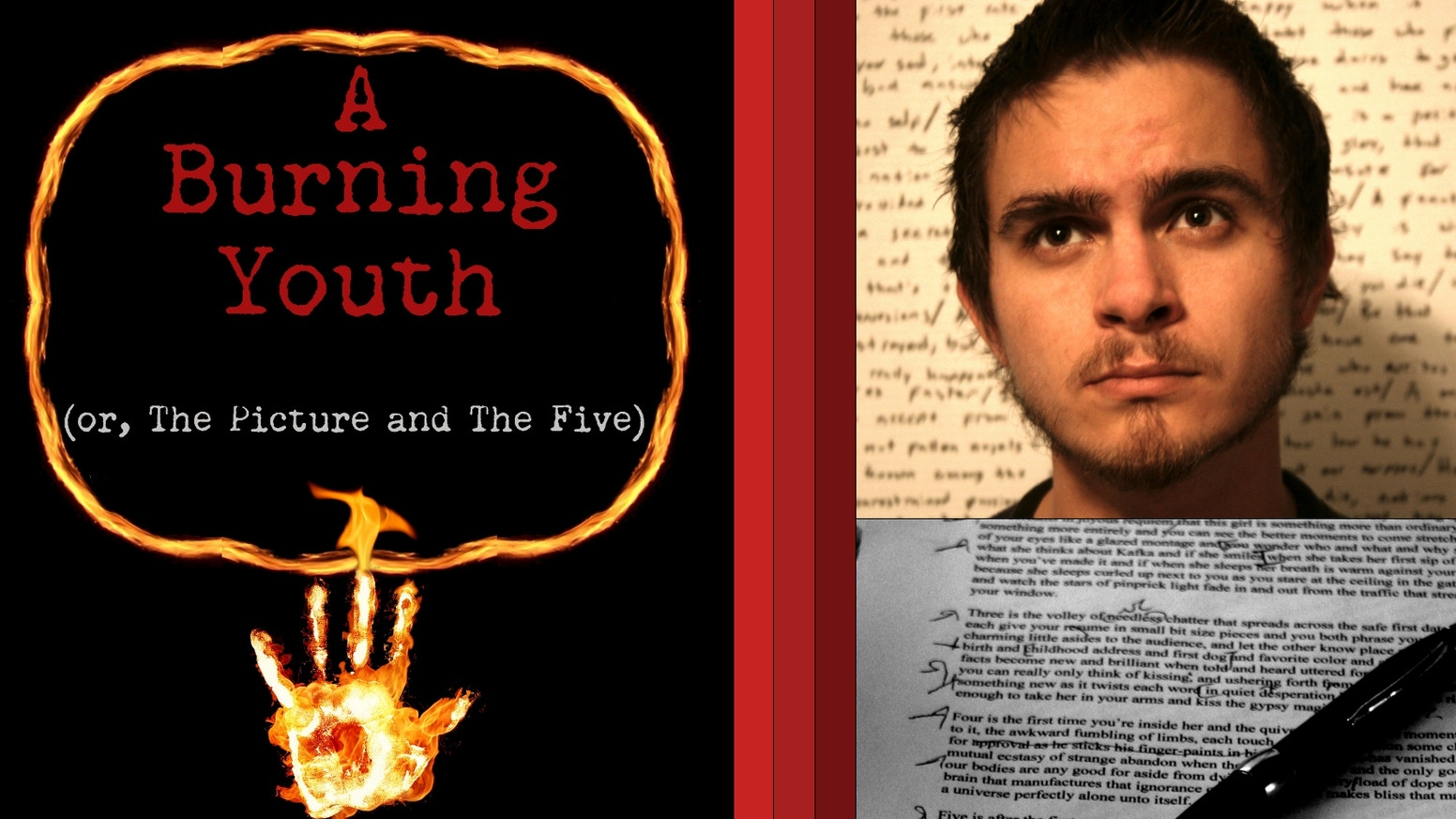 Put Compelling Debut Novel A Burning Youth In Print By Samuel