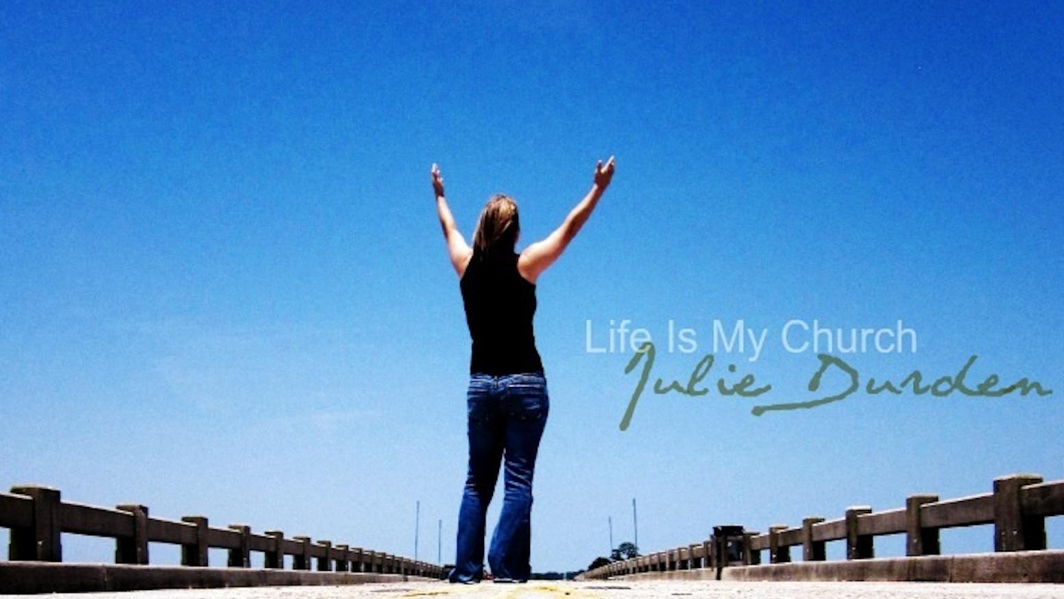 UNITY= Julie Durden + YOU + Her new CD