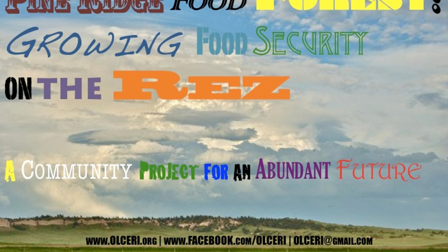 Pine Ridge Food Forest: growing food security on the Rez ...