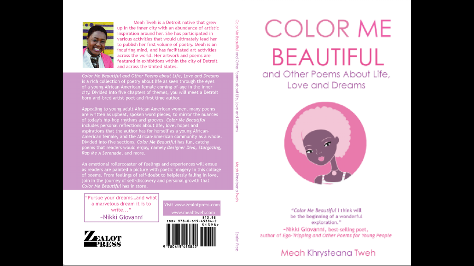 book color me beautiful : Color Me Beautiful Poetry Book Release Party Afterglow