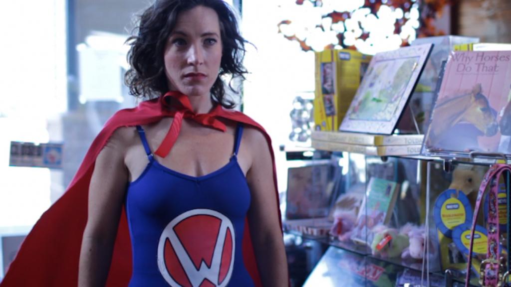 The Womanhood Short Film Fundraiser project video thumbnail