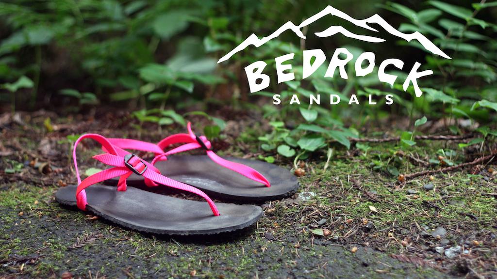 Bedrock Sandals project video thumbnail
